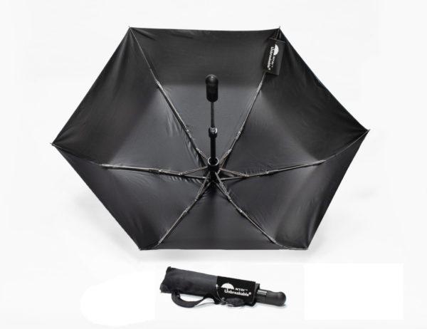 U-212s Unbreakable® Umbrella inside